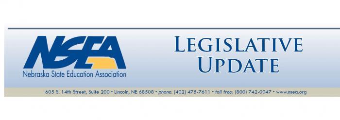 NSEA Legislative Update