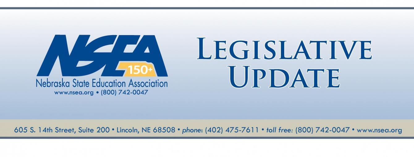 Legislative Updates Nsea